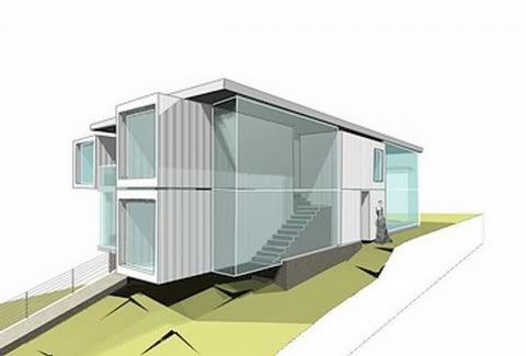 Architecte Maison Container. Gallery Of En Europe Deutsch Cc With ...